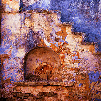 Wall Oven Steps, Symi