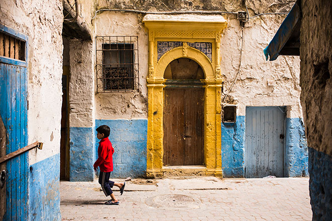 Essaouira - Life in the Medina. Don't Look Now.
