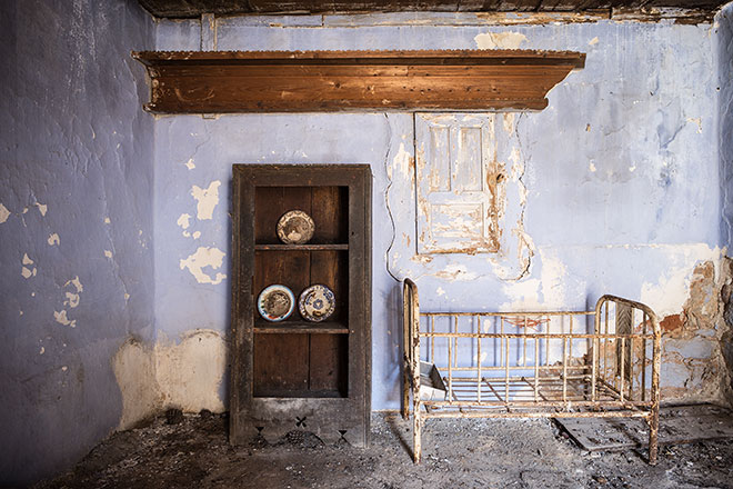 Abandoned Lives 4. Lithi Chios