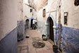 Essaouira - Life in the Medina. Off to Work.