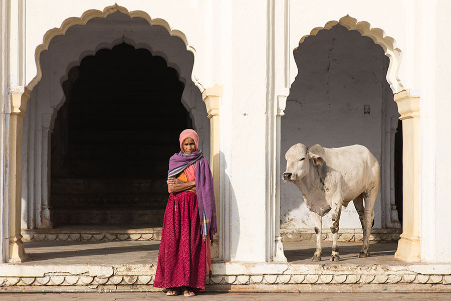 Pushkar, Rajasthan, India.